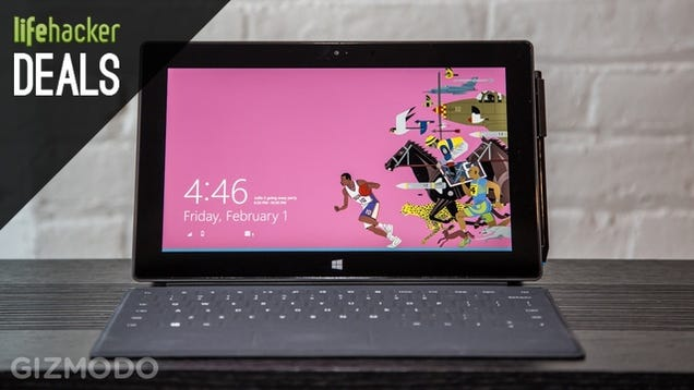 Surface Pro for $500, Roku 3, iMacs and MacBook All On Sale [Deals]