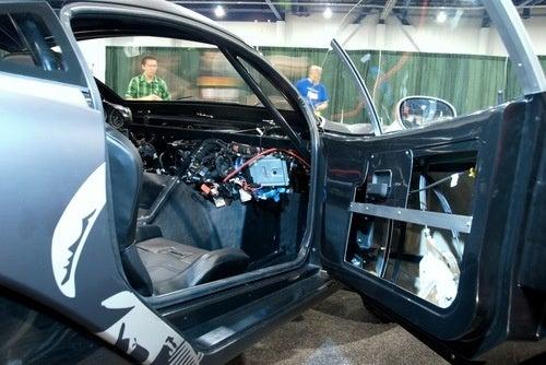 Rally Fighter: Interior Photos