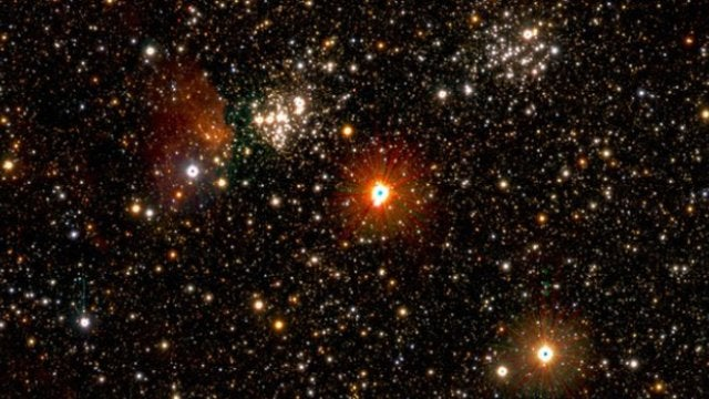 Interactive tool lets you scan all of the Milky Way's billion stars