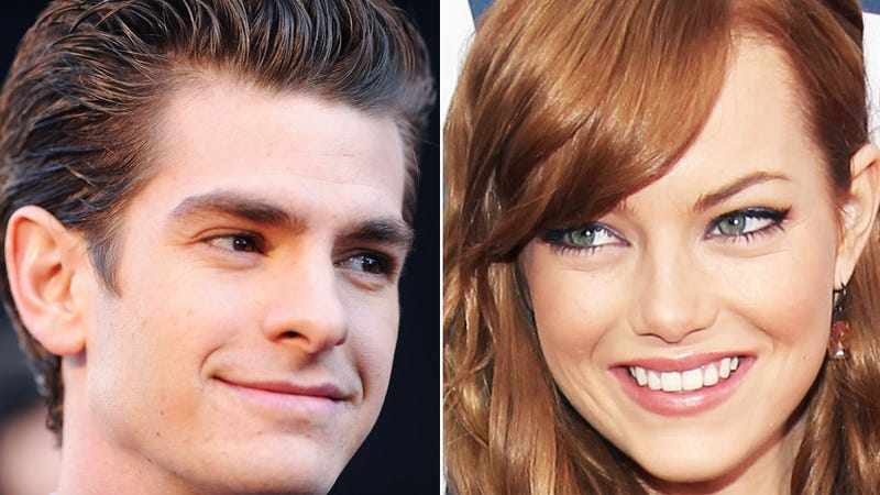 Andrew Garfield Is Romancing the Stone