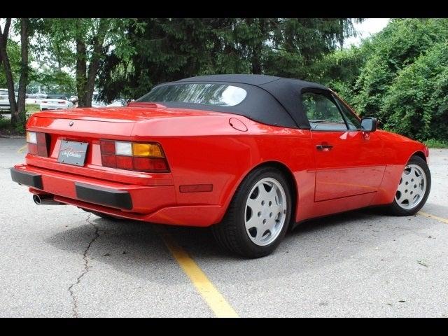 Sunday Drive: 1990 Porsche 944 S2 Cabriolet