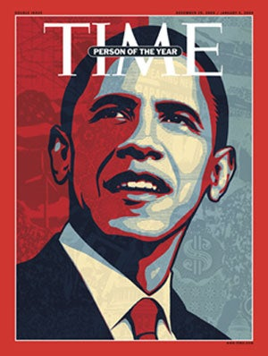 Obama — Not You — Is The Person Of The Year