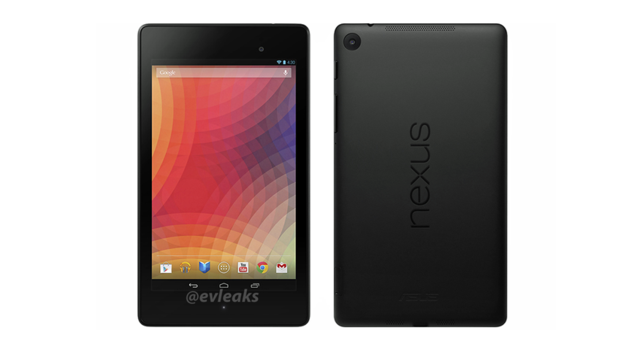 Leaked New Nexus 7 Reveals Specs and Provides Benchmarks