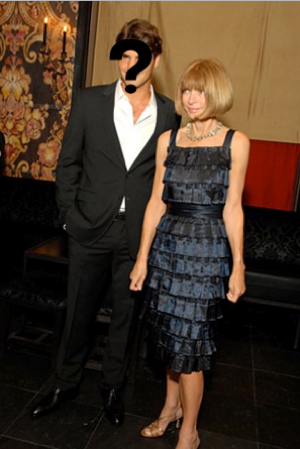 Anna Wintour's Perfect Man
