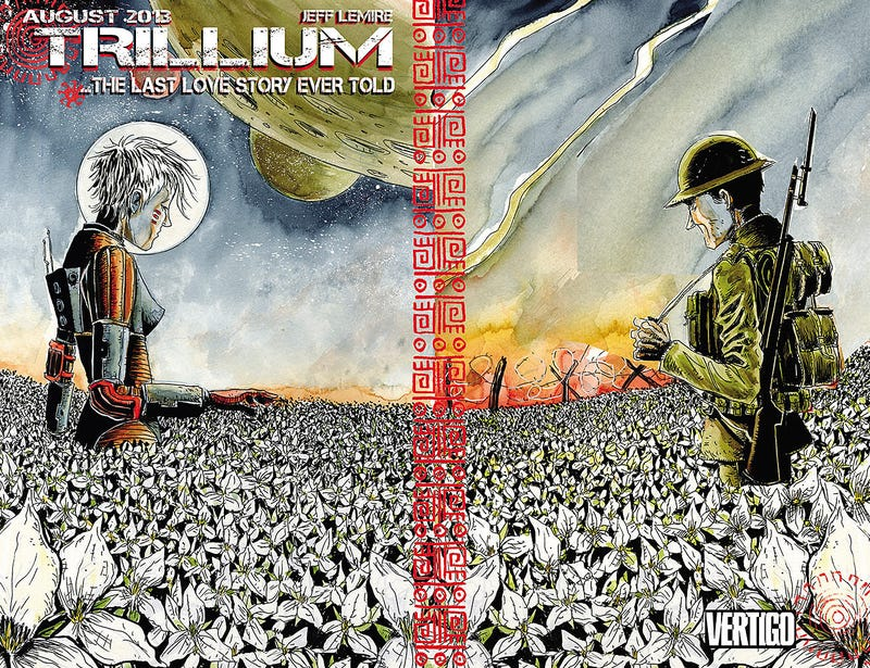 Comic Book Wednesdays: Talking about Trillium