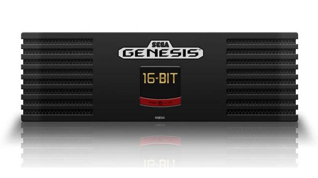 The Sega Genesis Returns, But Not Like You'd Hope