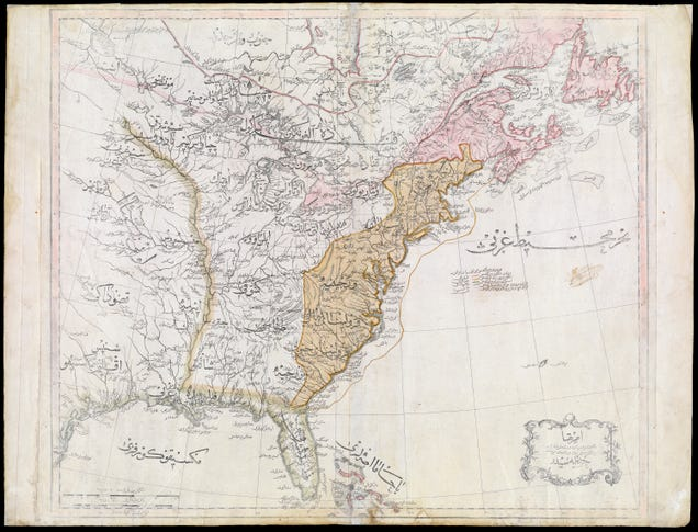 How the United States Looked to the Civilized World in 1803