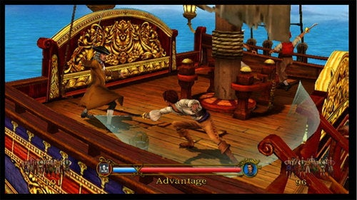 Sid Meier's Pirates! Sets Sail For The Wii