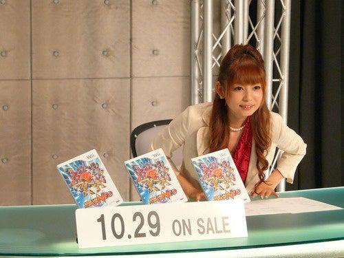 Shoko Nakagawa Is Doing Another Game Ad