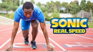 SEGA Wants You To Actually Run In Their Newest Sonic Title