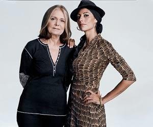 "Gloria Steinem On Feminism, Sarah Palin: ""It's Such An Insult"""