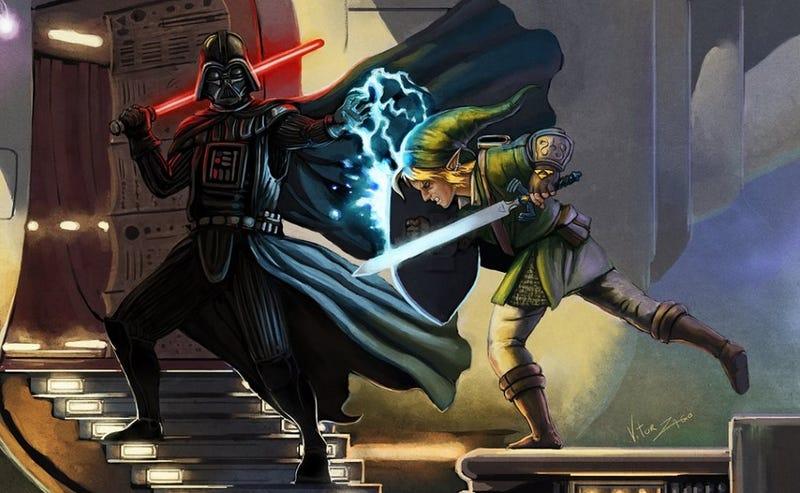 io9's March Madness: Science Fiction vs. Fantasy!