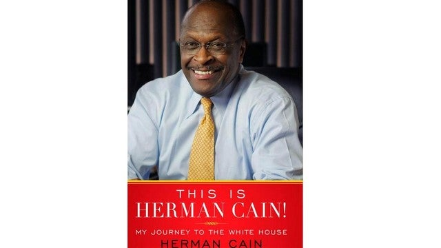 Was Herman Cain's Candidacy Just One Big Book Commercial?