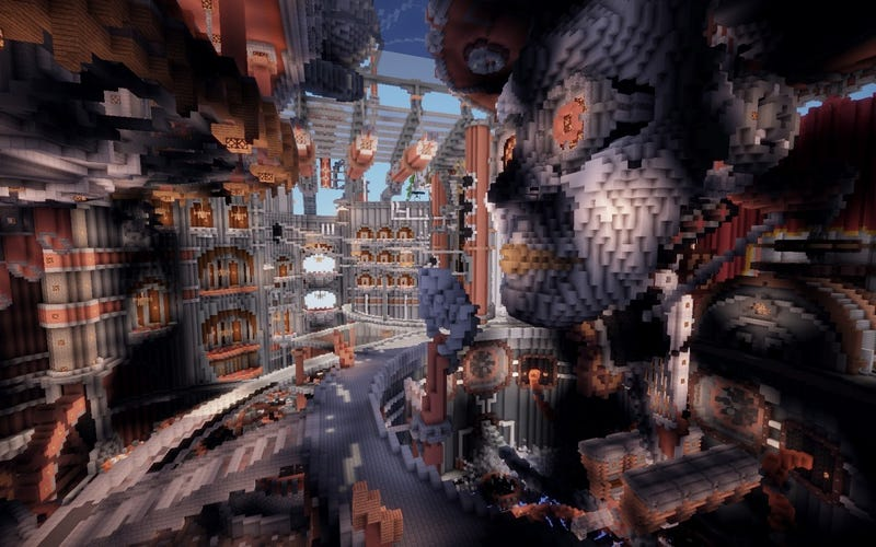 Minecraft's Best Floating Islands, As Chosen by the Community