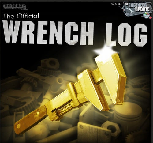 Team Fortress 2 Engineer Update Day One: Let Those Golden Wrenches Fly