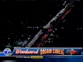 Woodward Dream Cruise: What You May Have Missed Last Night