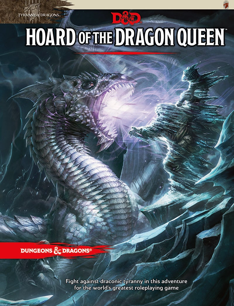The New Dungeons & Dragons Player's Handbook Is Here