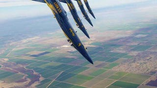 <i>Just</i> the Blue Angels doing their awesomeness
