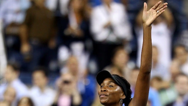 Venus Williams Drops Out Of U.S. Open