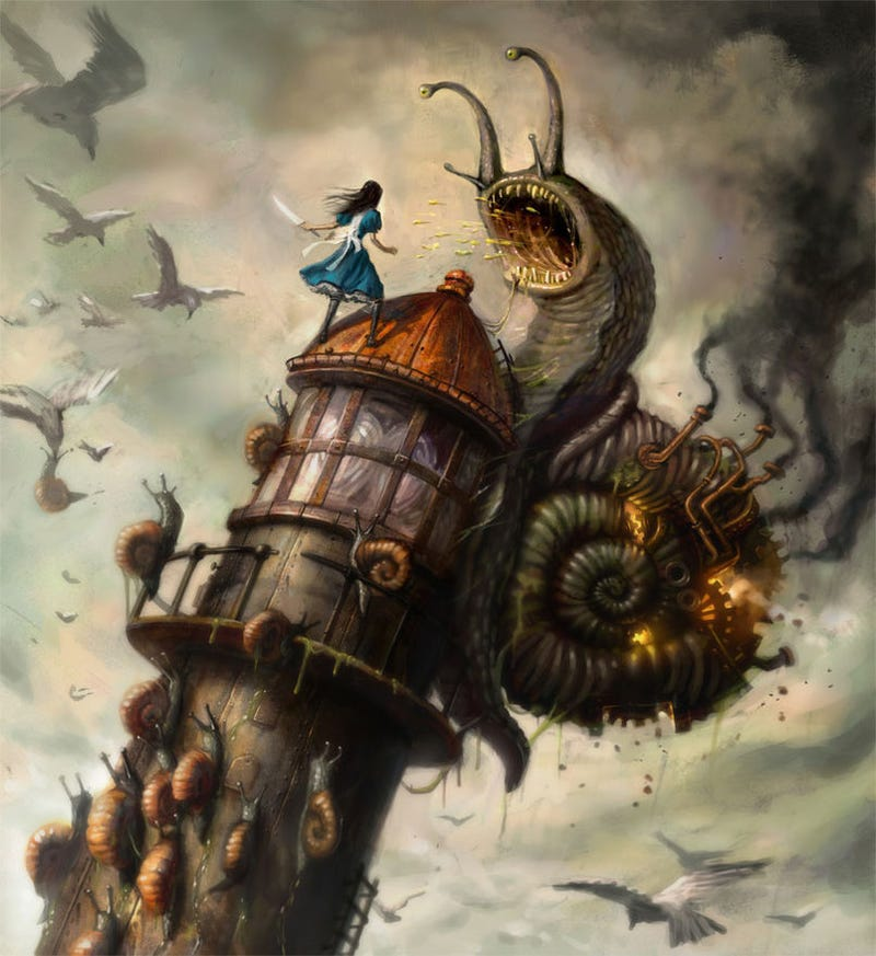 The Return of American McGee's Alice Set For PC, Consoles