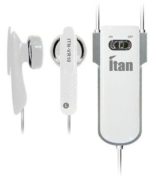 iTan ITN-VR10 Vibrating Headphones