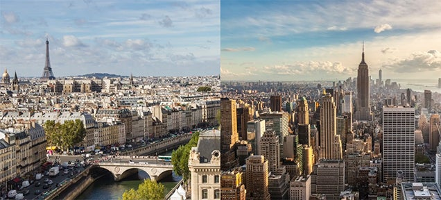 Why Are American Cities So Much Different Than European Cities?