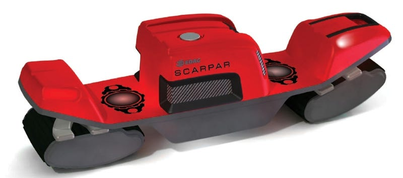 Scarpar Powerboard Is the Closest Alternative to the Hoverboard