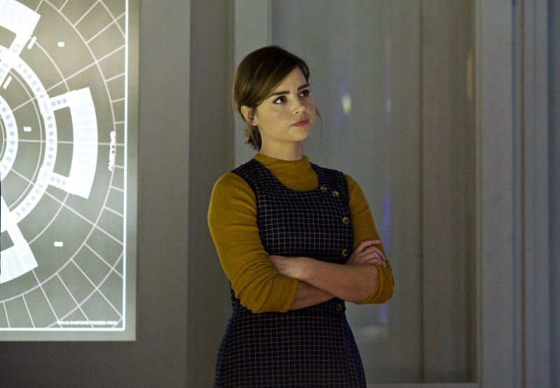 Maybe Clara Did TOO Good a Job of Becoming Like the Doctor on Doctor Who