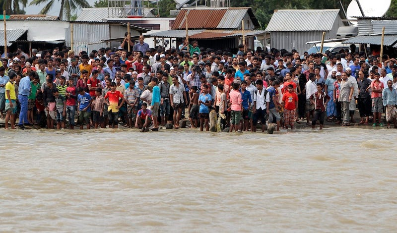 Over 100 Feared Dead After Ferry Capsizes in Bangladesh