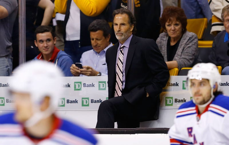 The Rangers Have Fired John Tortorella