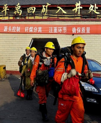 Coal Mine Explosion Kills 21, Traps 16