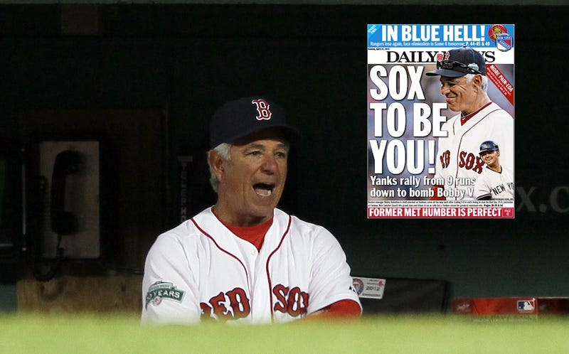 Bobby Valentine Should Be Fired: A Collection