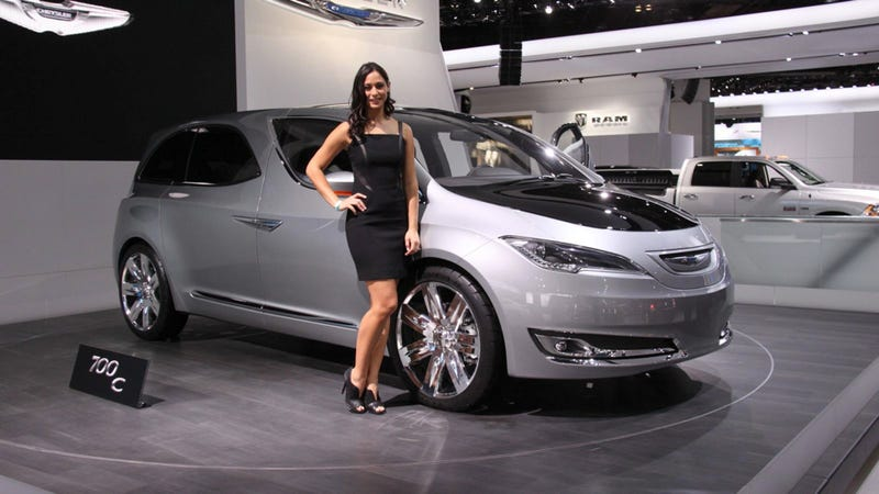 Chrysler 700C: The Secret Minivan Of The Future