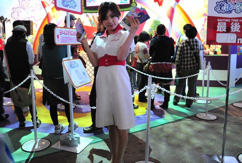 Booth Companion Showcase: Konami Keep Things Understated
