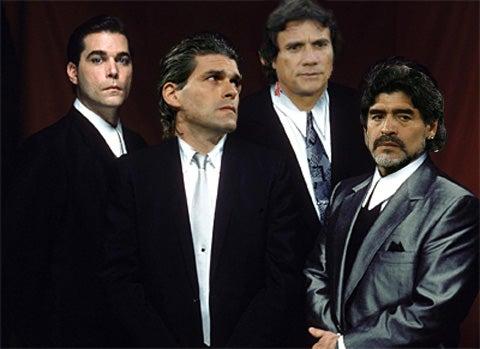 Diego Maradona's Entourage — True Identities Revealed!