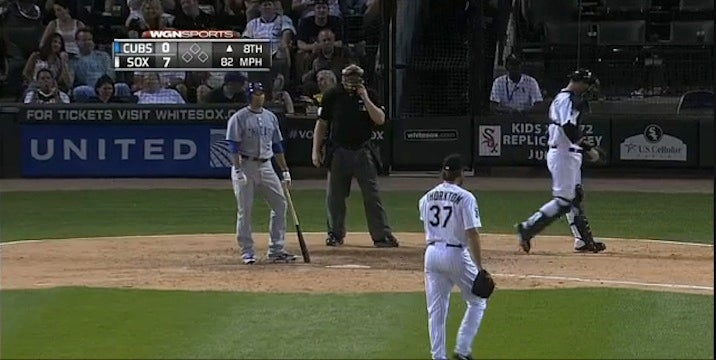 Won't Somebody Remind A.J. Pierzynski There Are Only Two Outs?