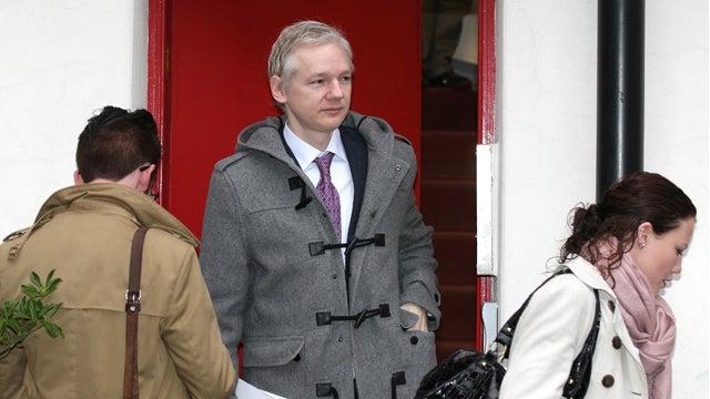 Julian Assange Says He'll End Up in Guantanamo Bay