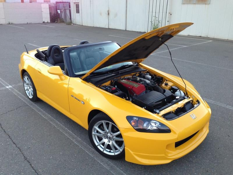 Is This Salvaged S2000 Worth The Gamble?