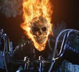 "Nic Cage Wants To ""Reconceive"" Ghost Rider, Which We Hope Means ""Kill"""