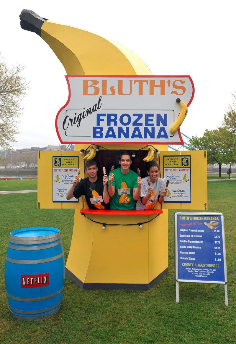 The Arrested Development Banana Stand Is Now a Reality