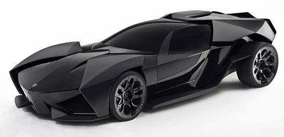 One Potential Batmobile