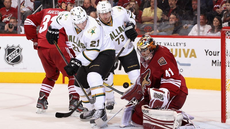 Inexplicably, The Phoenix Coyotes Are 10-0-1 In February