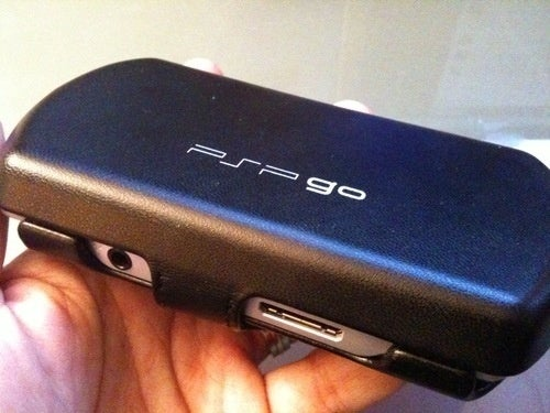 PSPgo Traveler Case Micro Review: Stylish and Sleek