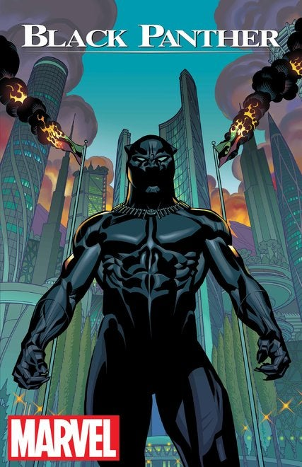 Ta-Nehisi Coates Will Write Marvel's New Black Panther Comic