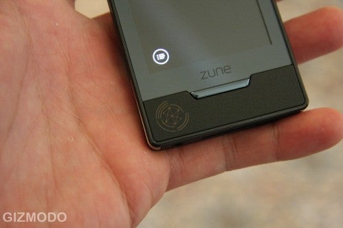 Zune HD Hands On: Photos and Video Tour
