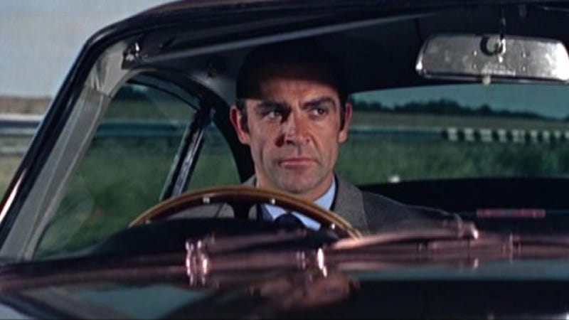 Five Bond Car Gadgets That Really Should Have Gone Mainstream
