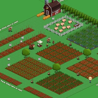 Cultivated Play: Farmville