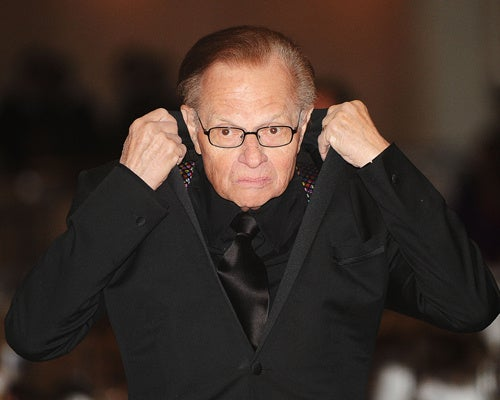 Larry King Still Has a Job and Other Reasons Why CNN Sucks