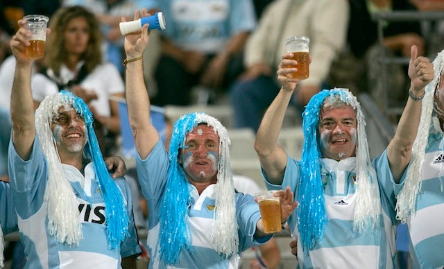 FIFA Mandates World Cup Drunkenness