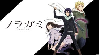 Let's talk about Noragami